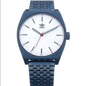 Adidas Process M1 stainless steel Watch. UNISEX